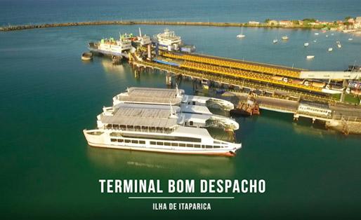 Terminal Bom Despacho / Ilha de Itaparica