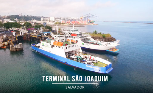 Terminal São Joaquim / Salvador